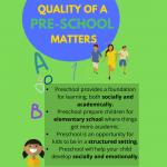 importance of preschool