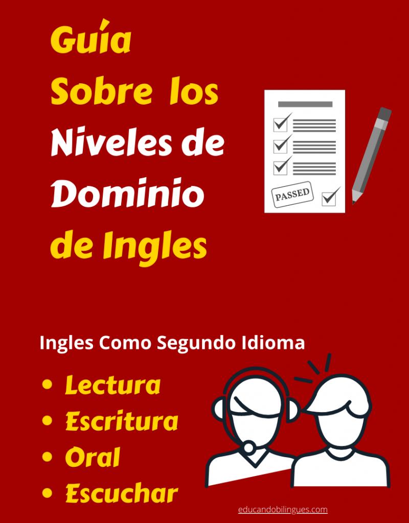 prueba de ingles