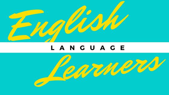 English language learners identification