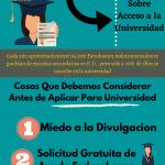 acceso a la Universidad para estudiantes indocumentados