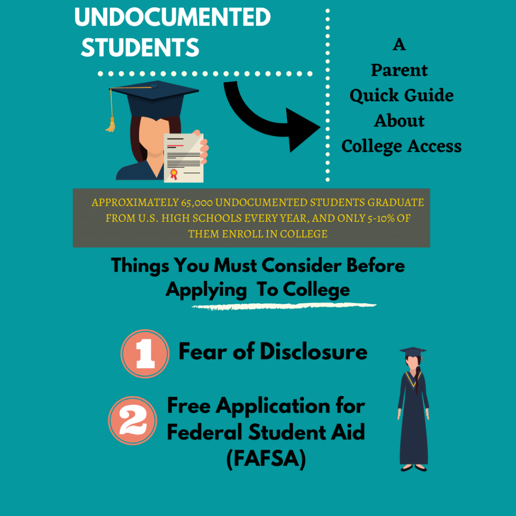 undocumented students and college access