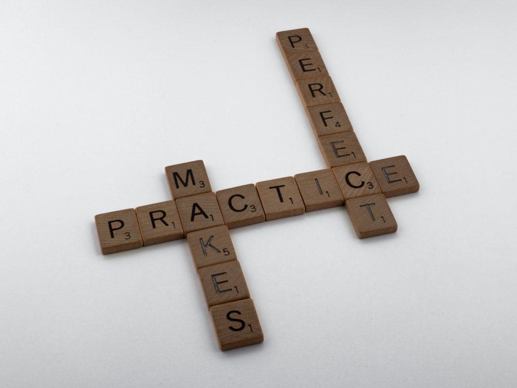 practice a language