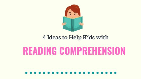 Image about ideas to help with reading comprehension