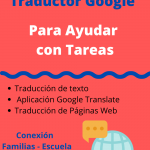 traductor Google para tareas y comunicación