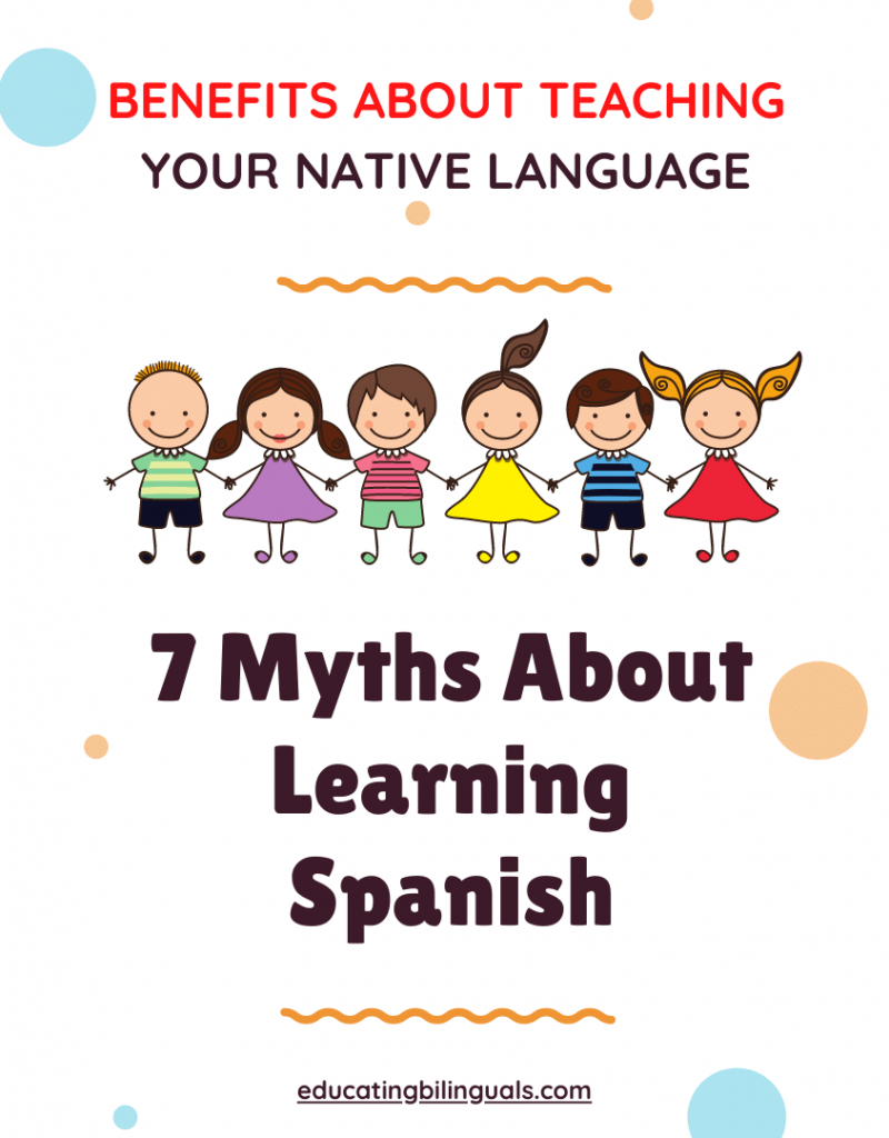 myths about learning spanish