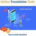 online translation tools