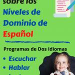 niveles de español