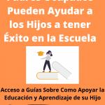 ayudar a los hijos en la escuela
