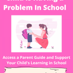 support child in school