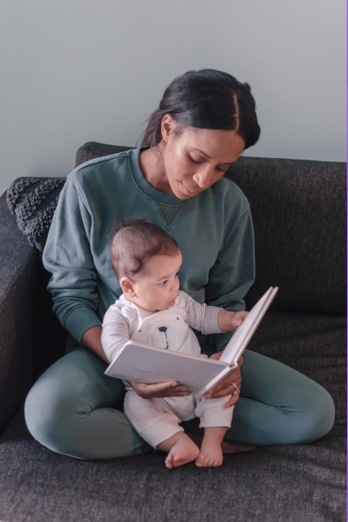 leerle a su hijo