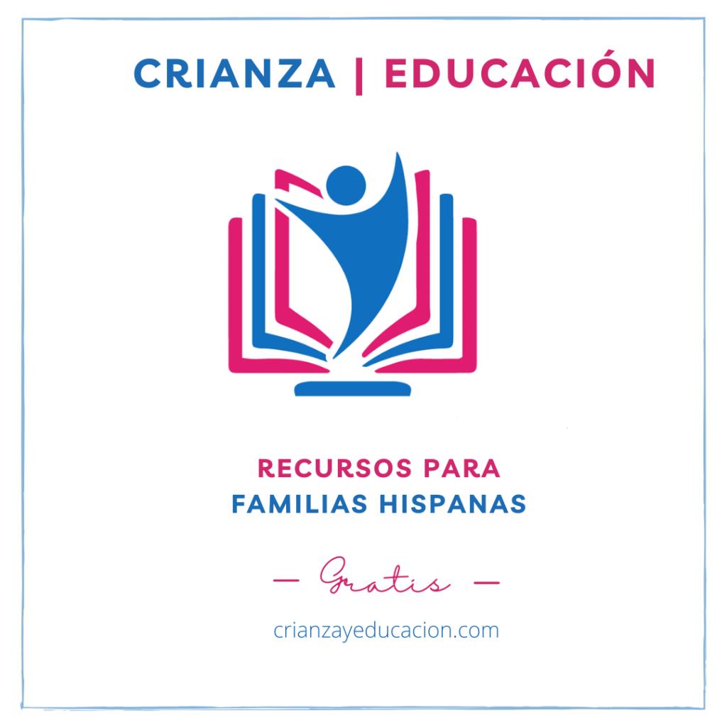 logo sobre crianza y educacion