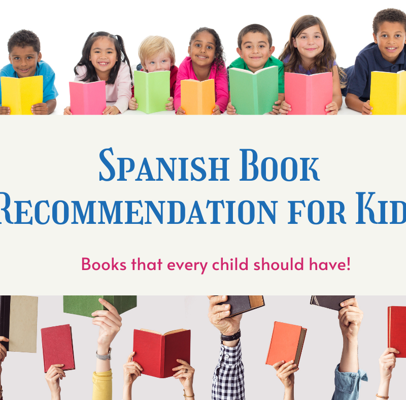 Spanish books for kids