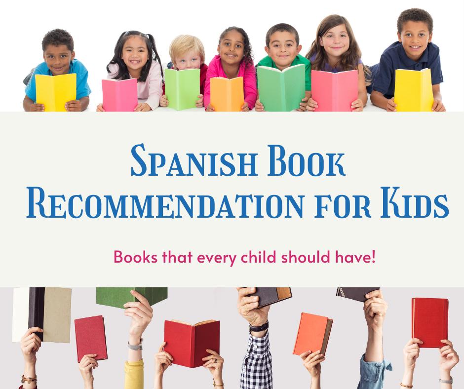 Spanish books for kids