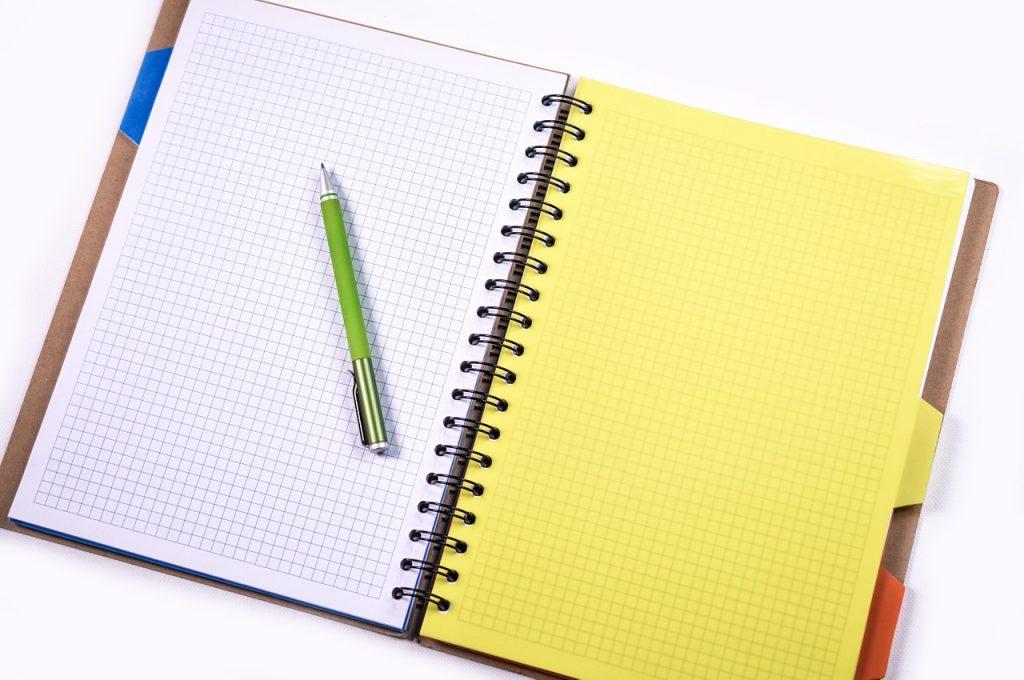 notebook, pen, pencil-1207543.jpg